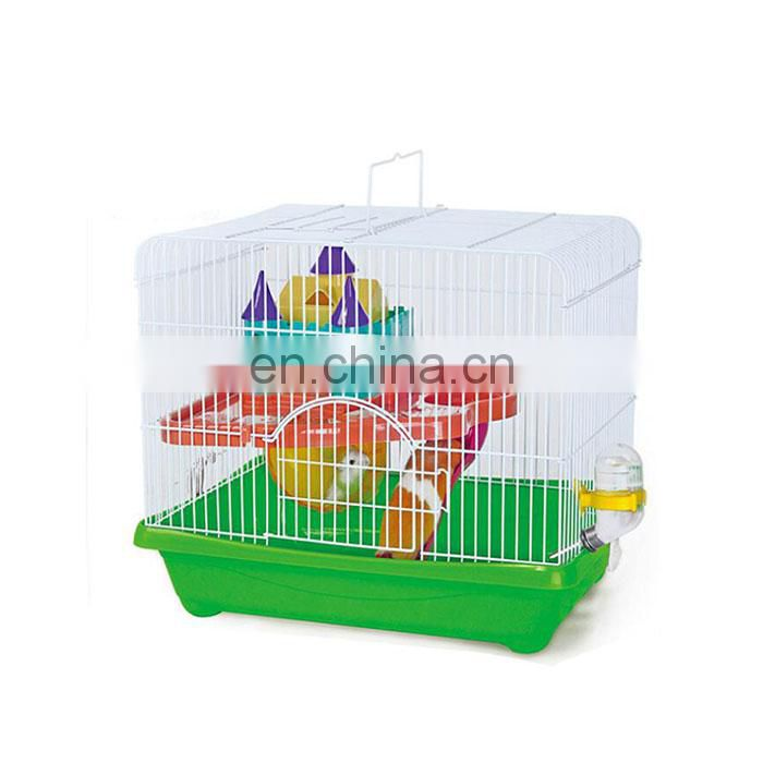 High quality hamster cage animals transparent clear view house acrylic pet cage