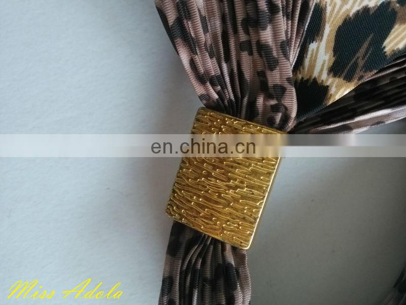 Ladies sexy leopard printing adjustable strap beachwear/bikini