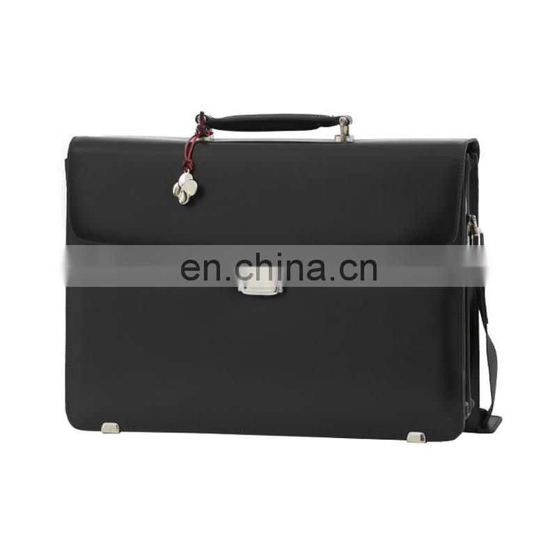fashion leather Briefcase for laptops