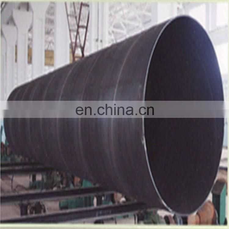 High Quality  API 5l x56 x65 chemical tube oil spiral welded pipe for for agents all the world