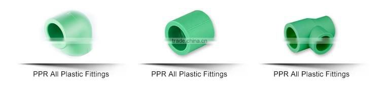 Plumbing Materials stainless steel ball valve , plumber fittings , ppr pipe fitting