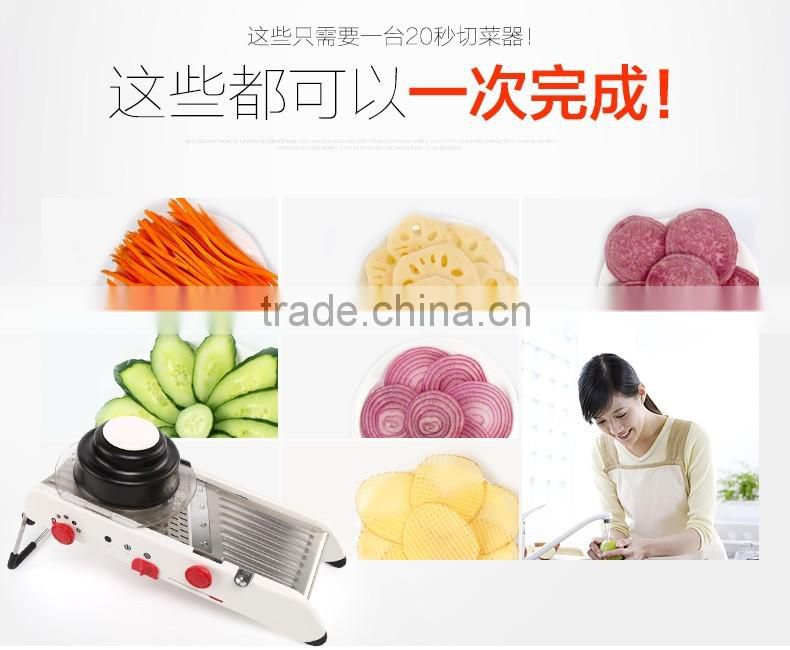 Home Kitchen helpful gadgets vegetable chopper plastic cheese grater with space for storing