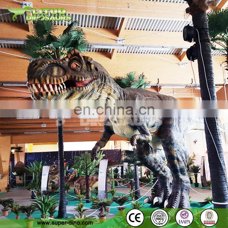 Artificial Remote Control Animatronic T-Rex For Sale