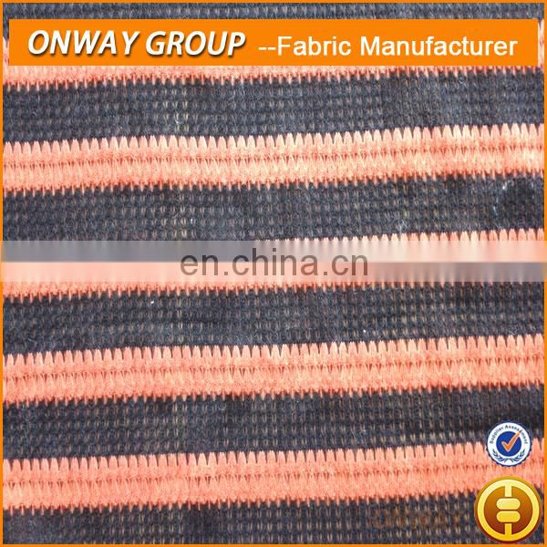 Onway Textile hatchi knitted confortable new model sweater fabric