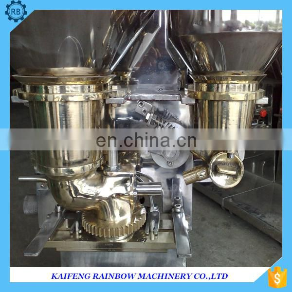 Safety and health automatic meatball forming machine meatball former can be used for pork, fish, chicken, mutton