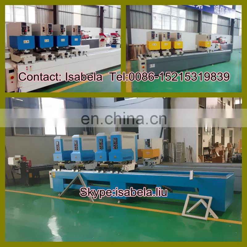 2015 New Technology High grade color profile PVC window welder machine Machine for PVC window welding (0086 15215319839)