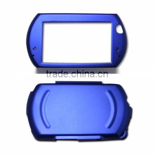 Protector chrome Aluminum Travel Carry Hard Shell Case Cover Skin Pouch for Sony PSP GO Protector Case