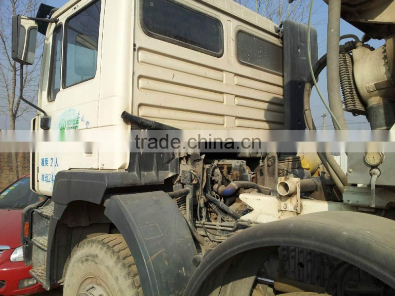 29196c50b5 Used MB Model 2628 Cargo Truck Front Half Cut  Germany Original Spare Parts  For Sale ...