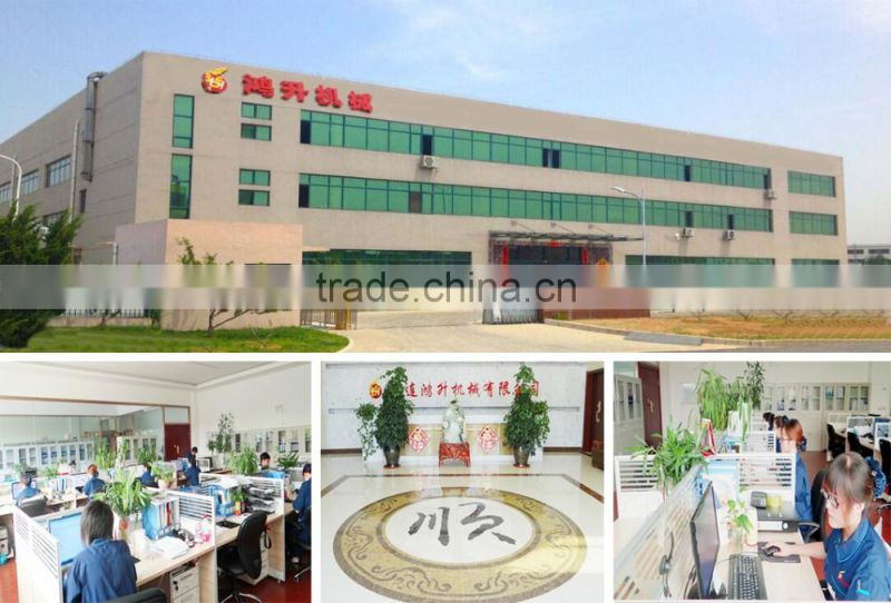 ISO9001 manufacturer customized sewing high precision machined parts agriculture machinery equipmen plastic recycling textile