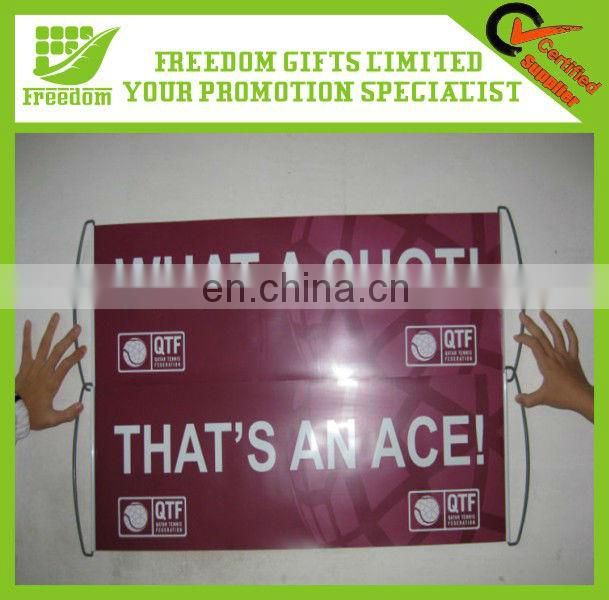 Big Event Use Advertising Rolling Flag