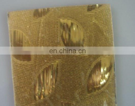 Cloth Design and High Quality Acrylic Colorful Sheets