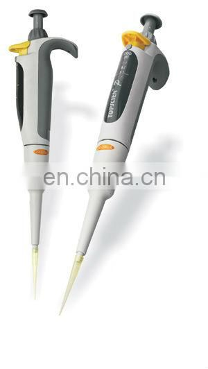 Variable Volume Single Channel Micropipette ( Ejector autoclavable)