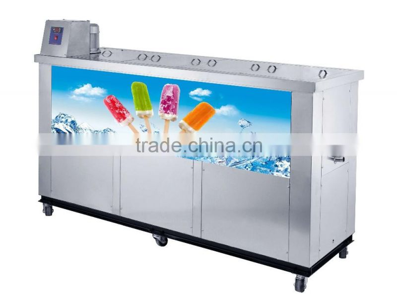 Commercial Stainless Steel Popsicle Machine With Molds