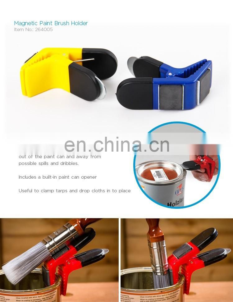 "Heavy Duty Magnetic Clip for Magnetic Whiteboard 1.4"" Dia 4 Ct."