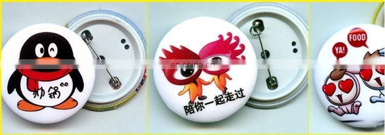Hot-selling Promotion Tin Button Badge (ZY9-043)