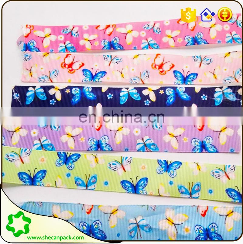 SHECAN Multi-use grosgrain for sash, girls bows, decorative items