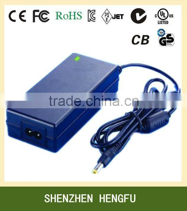 DESKTOP 90-264V AC DC 12V 8A CCTV Power Supply 96W