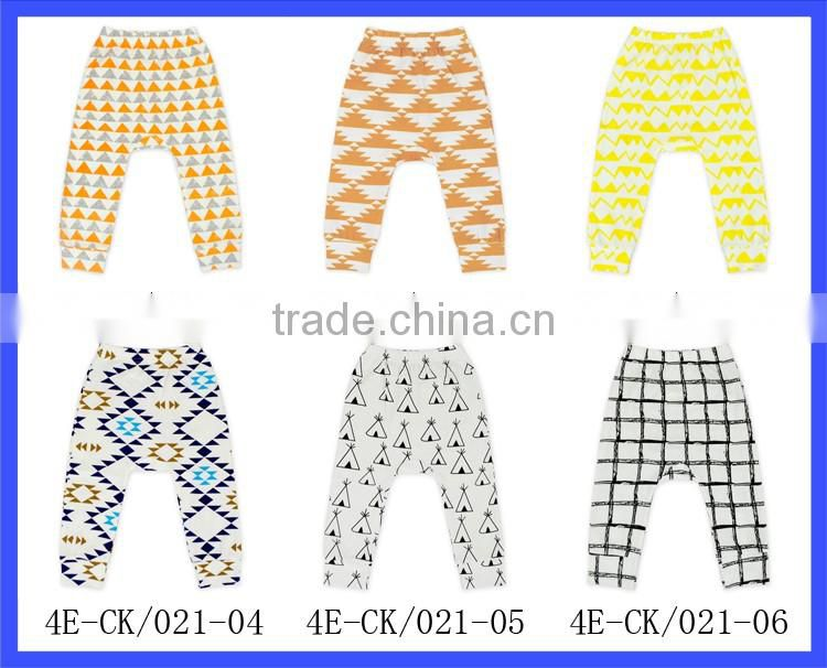 Wholesale Spring And Autumn Printed Leggings Baby PP Pants