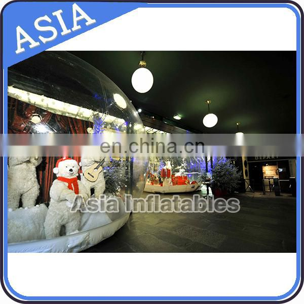 2015 Various Kinds Inflatable Bubble Tent/snow globe for display