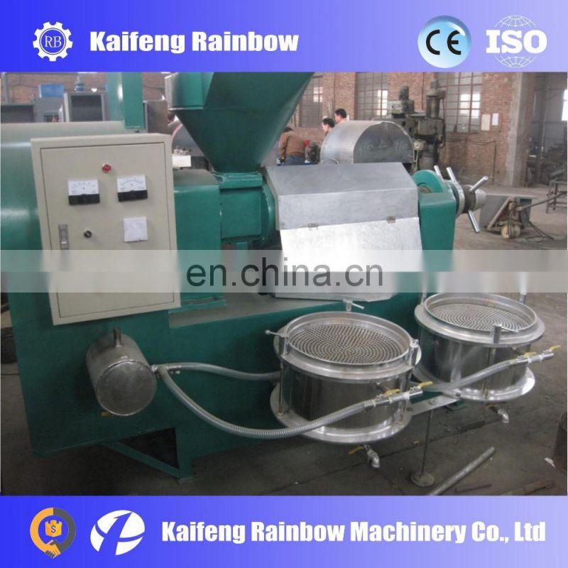 Big Capacity Oil Press Machinery groundnut oil extraction machine/sunflower seeds oil