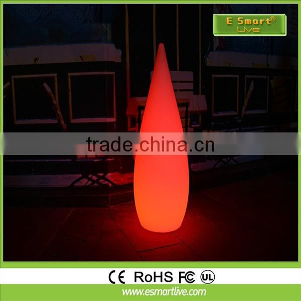 color changing decorative floor lamp with remote