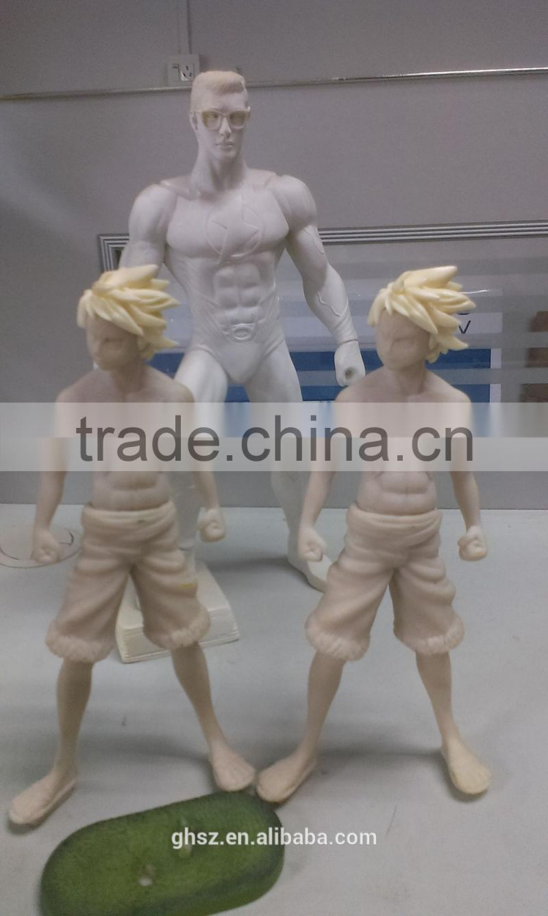 Guo hao hot sale cheap marvel figures,resin marvel custom made anime figure