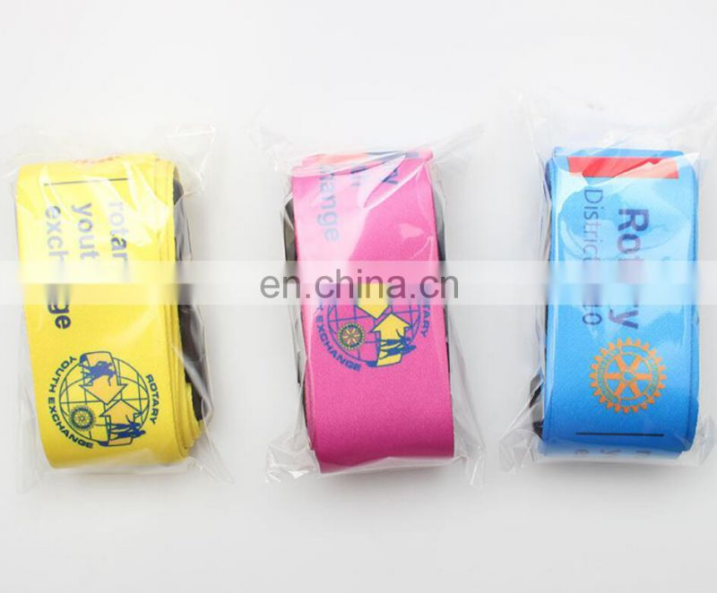 Promotional customized logo djustable travel luggage straps