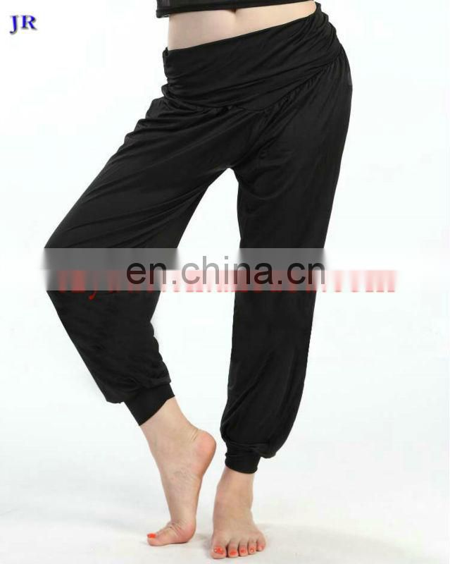 Cotton Yoga pants women Yoga pants practice yoga wear YJ-012#