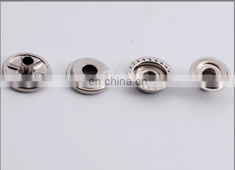 15mm Ring Metal Snap Button BM10202