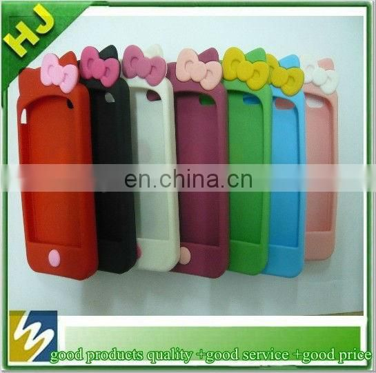 silicone back cover case for sony