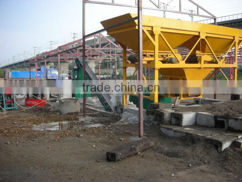 Small Concrete Batching Machine on Sale, cement batching plant