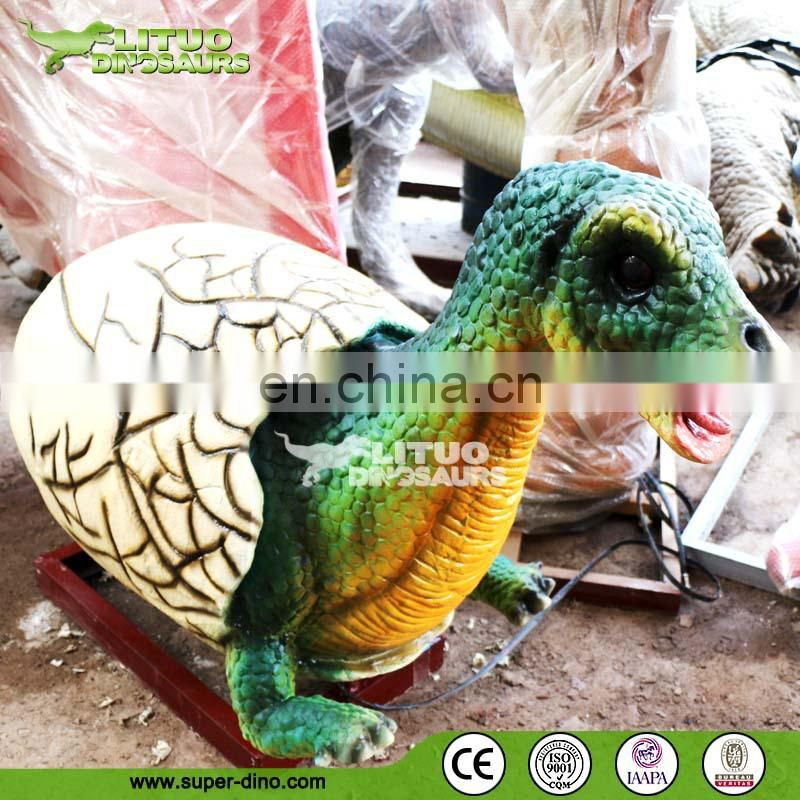 Dinosaur Exhibition Decoration Dinosaur Hatching Eggs