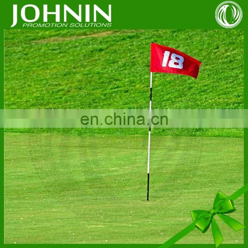Best Selling Made in China plastic tube golf flag