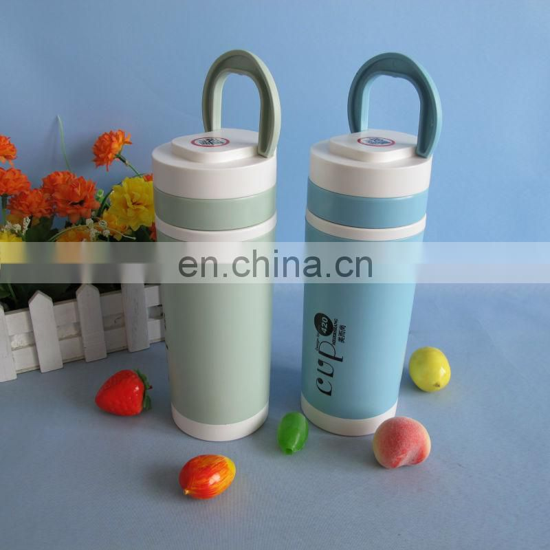 2014 new product 420ml clear plastic water cup