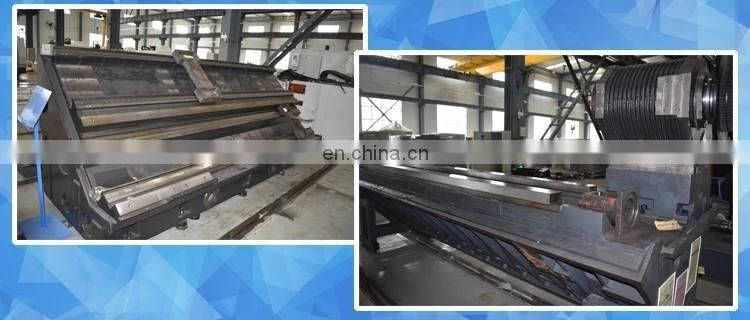 CK63L China Cnc Lathe Machines with Taiwan Guideway Image