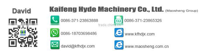 Hyde Machinery basmati rice paking machine