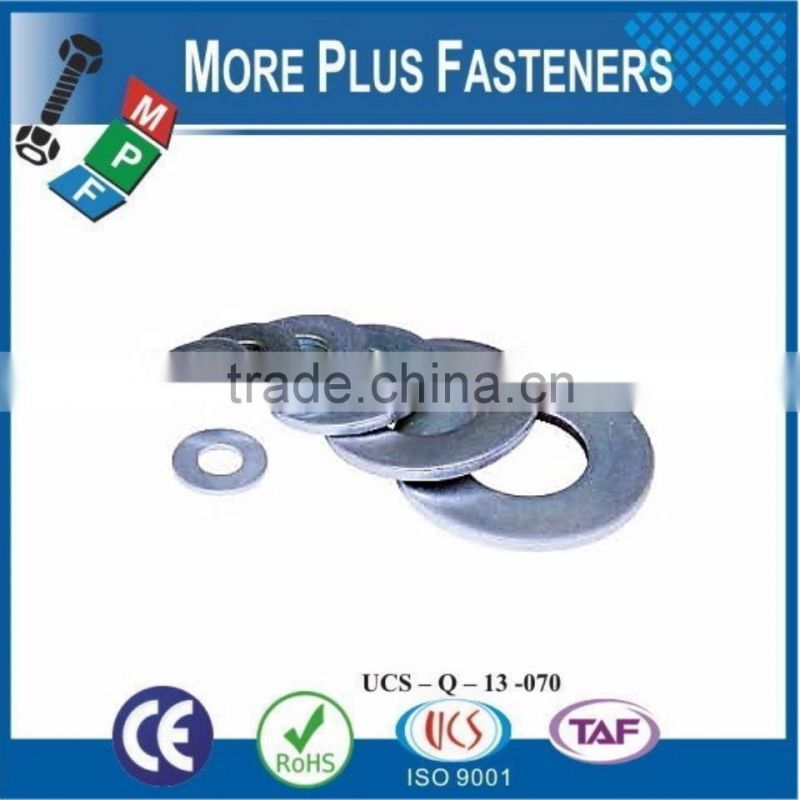 Made in Taiwan Round Flat Washer