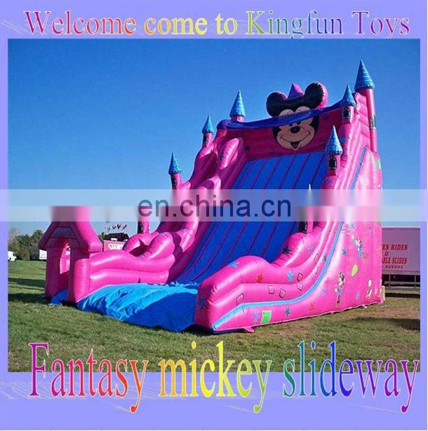 Inflatable obstacle course/inflatable playground toys