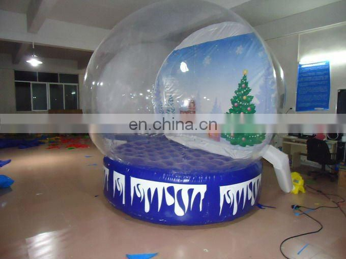 LED inflatable Christmas decoration
