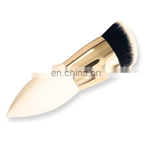 10%discount beauty Fashion Portable Face Makeup Brush Blusher Powder Brush Tool