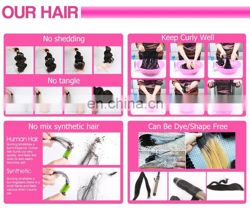 Brazilian human hair sew in weave wholesale hair weave