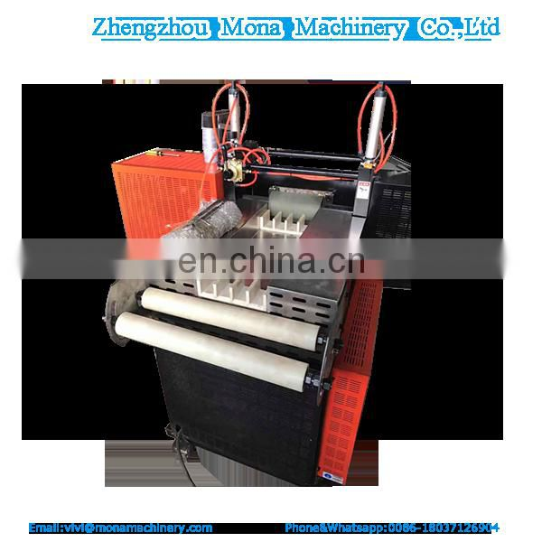 Kevlar Carbon Fiber Cutting Machine Fibre glass Nylon Fiber Yarn Chop Machine