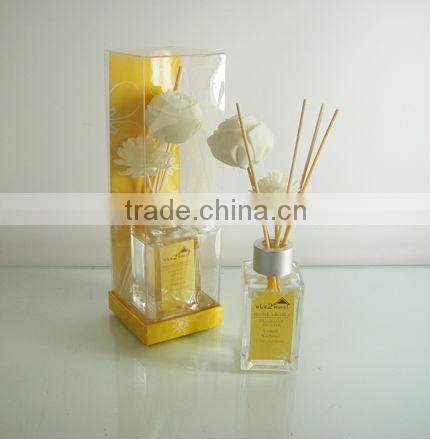 Aroma Candle Essential Oil Reed Diffuser & Incense Stick Gift Set