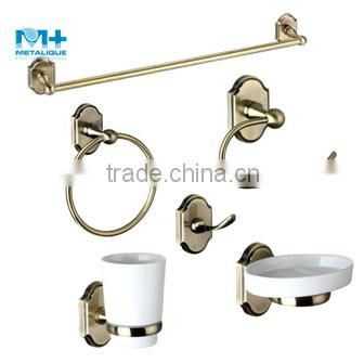 Luxury Bathroom Accessory Metal Zinc Antique Bronze Toilet Paper Holder Tissue Dispenser 52001