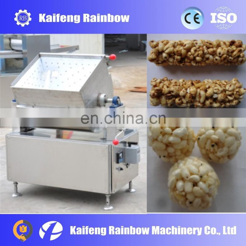 Big Capacity Multifunctional popcorn ball mold machine Round-ball type Rice forming machine