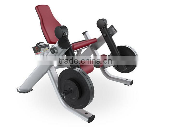 hammer strength gym equipment /life fitness gym equipment/Free Weight Gym Equipment / Leg Extension gym machine(FW5-008)