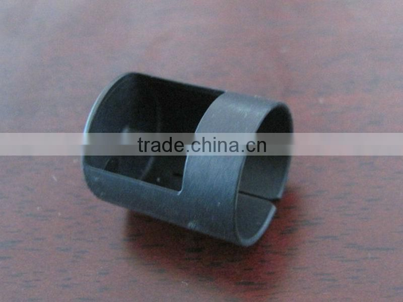 High Precision Plastic Injection Molded Parts for Engineering Machines