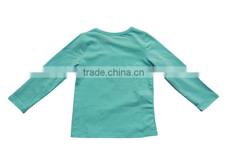 China Zhejiang manufacturer for children clothing garments kids clothes T-shirt baby clothes
