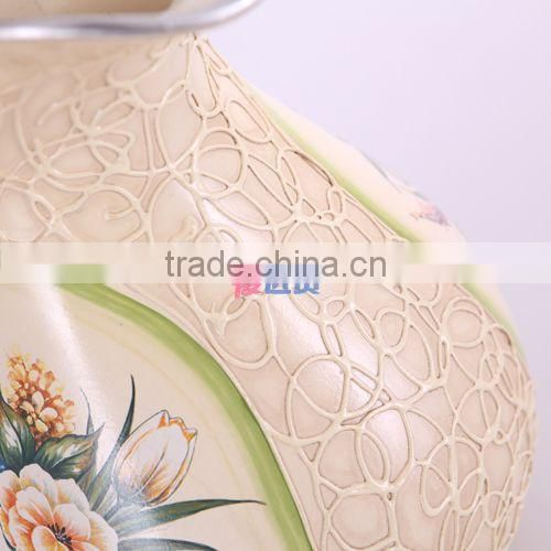 Yiwu Aimee supplies price chinese ceramic vases wholesale (AM-FP013)