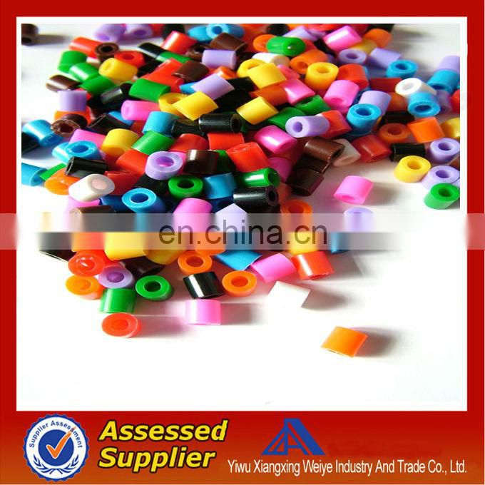 Creative DIY Crafts mini funny Colorful personalized perler beads education toy for Chidren